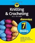 Knitting &; Crocheting All-in-One For Dummies