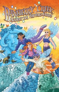 Baneberry Creek Academy for Wayward Fairies