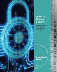 Guide To Network Security International Edition David Mackey