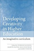 Developing Creativity in Higher Education