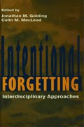 Intentional Forgetting