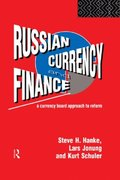 Russian Currency and Finance
