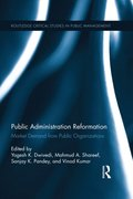 Public Administration Reformation