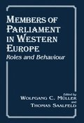 Members of Parliament in Western Europe
