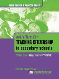 Activities for Teaching Citizenship in Secondary Schools
