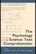 Psychology of Science Text Comprehension