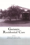 Geriatric Residential Care