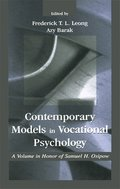 Contemporary Models in Vocational Psychology