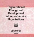 Organizational Change and Development in Human Service Organizations