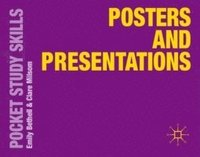 Posters and Presentations