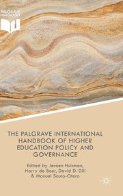 The Palgrave International Handbook of Higher Education Policy and Governance