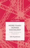 More-than-Human Sociology