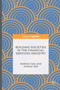 Building Societies in the Financial Services Industry