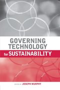 Governing Technology for Sustainability