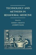 Technology and Methods in Behavioral Medicine