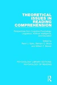 Theoretical Issues in Reading Comprehension