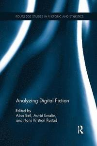 Analyzing Digital Fiction