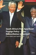South Africa's Post Apartheid Foreign Policy