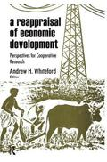 A Reappraisal of Economic Development