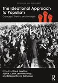 The Ideational Approach to Populism