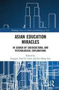 Asian Education Miracles
