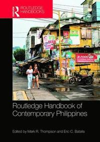 Routledge Handbook of the Contemporary Philippines
