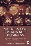 Metrics for Sustainable Business