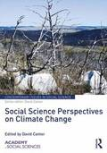 Social Science Perspectives on Climate Change
