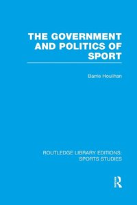 The Government and Politics of Sport