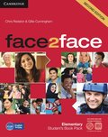 face2face Elementary Student's Book with DVD-ROM and Online Workbook Pack