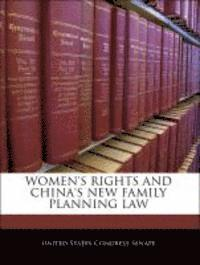 Women's Rights and China's New Family Planning Law