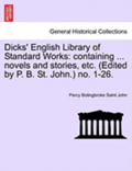 Dicks' English Library of Standard Works