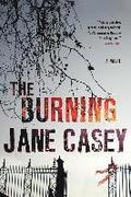 The Burning: A Maeve Kerrigan Crime Novel