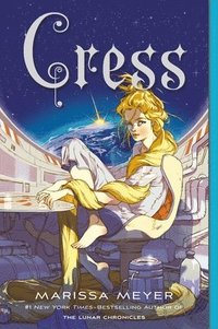 Cress Lunar Chronicles Repackage