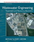 ISE WASTEWATER ENGINEERING: TREATMENT & RESOURCE RECOVERY