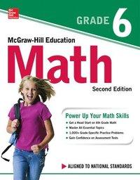 McGraw-Hill Education Math Grade 6, Second Edition - N