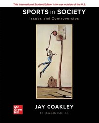 ISE eBook Online Access for Sports in Society: Issues and Controversies