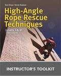 High Angle Rope Rescue Techniques Instructor's Toolkit CD