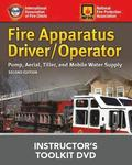 Fire Apparatus Driver/Operator Instructor's Toolkit DVD