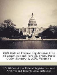 2000 Code of Federal Regulations U S Office Of The Federal