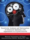 Sensitivity Analysis and Optimization of Enclosure Radiation with Applications to Crystal Growth