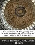 Reconnaissance of the Geology and Mineral Resources of Prince William Sound, Alaska