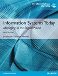 Information Systems Today, International Edition