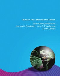 International Relations, 2012-2013 Update: Pearson New International Edition