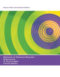 Essentials of Chemical Reaction Engineering - H Scott Fogler