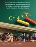 Teaching Student-Centered Mathematics: Pearson New International Edition