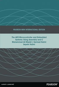 The 8051 Microcontroller and Embedded Systems - Muhammad Ali