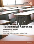 Mathematical Reasoning for Elementary School Teachers, Global Edition