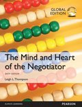 Mind and Heart of the Negotiator, Global Edition