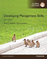 Developing management skills (global edition vitalsource etext.